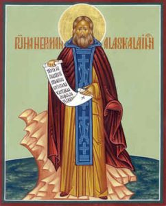 St. Herman of Alaska Altar Feast