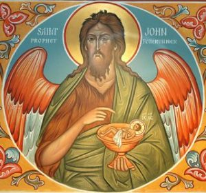 Synaxis of St. John the Baptist