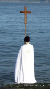 Great Blessing of Waters @ North Beach Park, Port Townsend   Port Townsend   Washington   United States